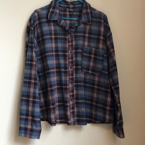 NWOT Wild Fable Target Flannel